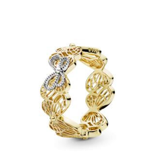 Prsten Leptiri otvorenog dizajna