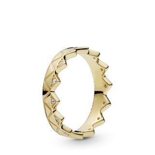 Prsten Pandora Shine egzotična kruna