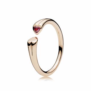 Prsten Dva srca