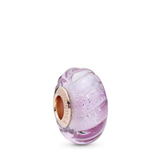 Privezak od svetlucavog Murano stakla