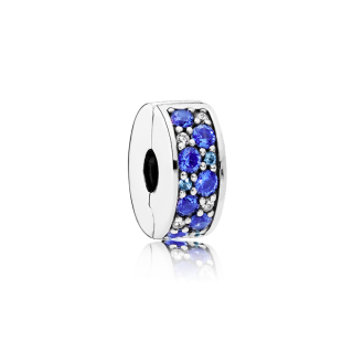 Plava mozaična elegancija
