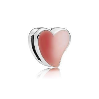 Privezak Asimetrično srce ljubavi