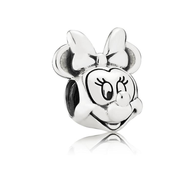 Privezak Disney Minnie portret