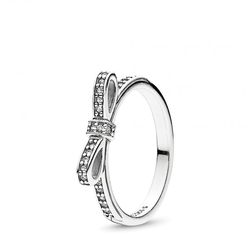 Prsten Svetlucava mašna