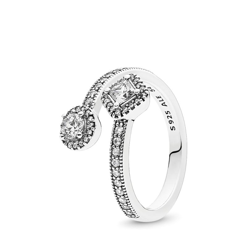 Prsten Apstraktna elegancija
