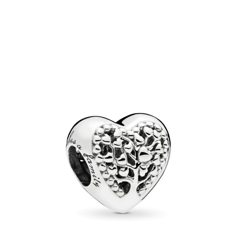 Privezak Cvetajuća srca