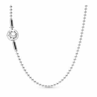 ESSENCE srebrna ogrlica sa perlicama