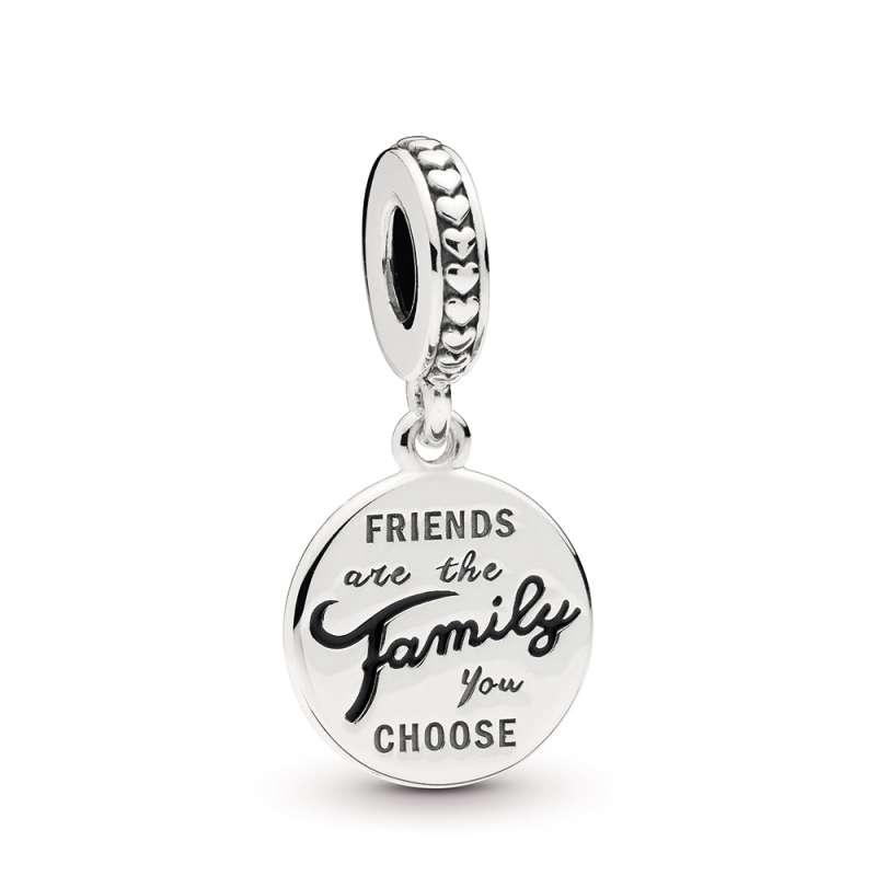 Viseći privezak Prijatelji su porodica
