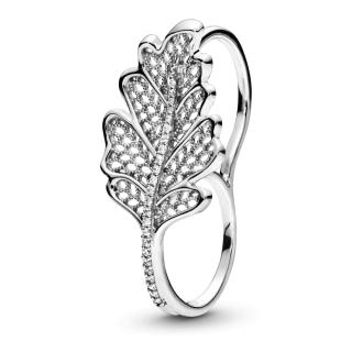 Dvostruki prsten Hrastov list