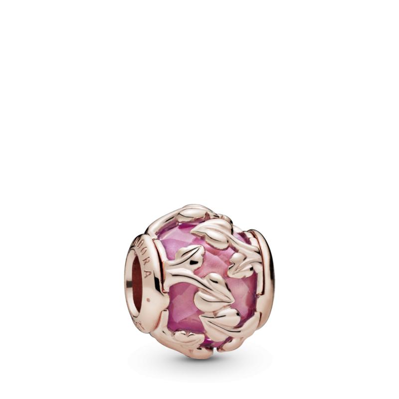 Privezak Roze dekorativno lišće