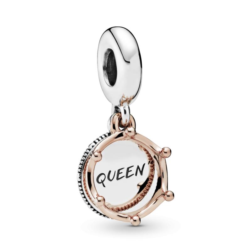 Viseći privezak Kraljica i kraljevska kruna