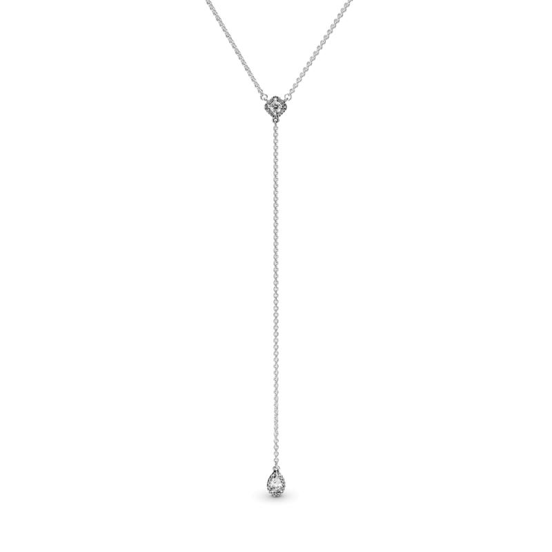 Ogrlica u obliku slova Y Geometrijski oblici