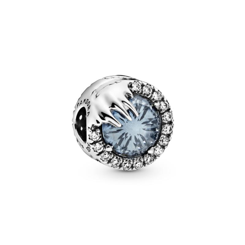 Privezak Disney Frozen zimski kristal