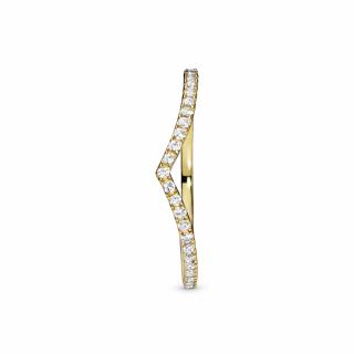 Prsten Svetlucavi Wishbone