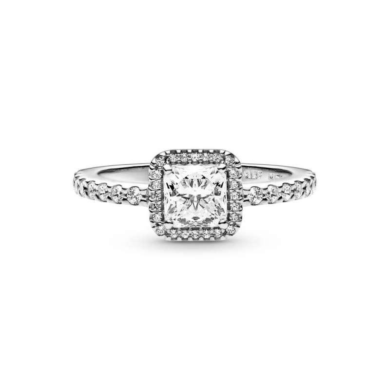Prsten sa svetlucavim kamenom