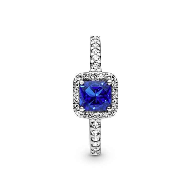 Prsten Plava bezvremenska elegancija