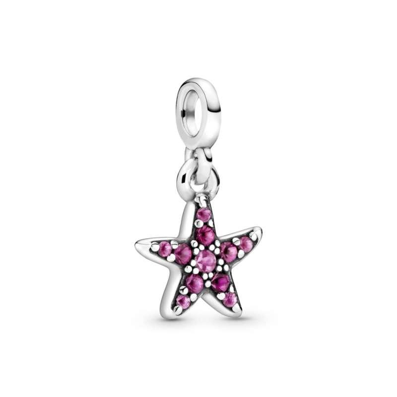 Viseći privezak Moja roze morska zvezda