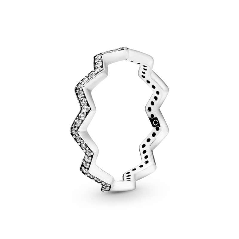 Prsten Svetlucavi cik-cak