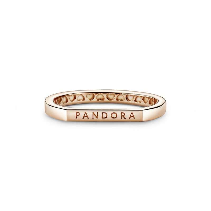 Prsten za nizanje sa logom
