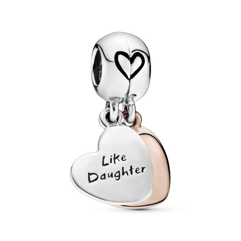 Viseći privezak Ljubav mame i ćerke