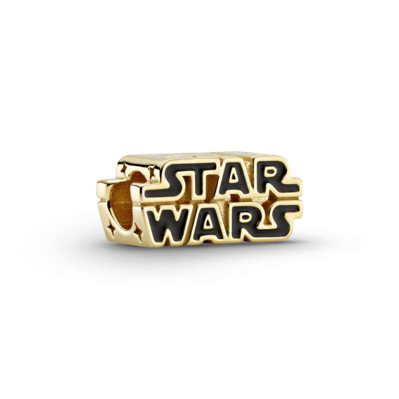 Privezak Blistavi Star Wars 3D logo