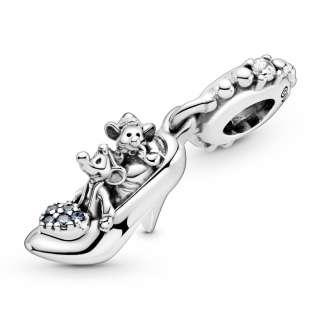 Viseći privezak Disney, Pepeljugina staklena cipelica i miševi