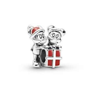 Privezak Disney, Mickey Mouse i Minnie Mouse sa poklonom