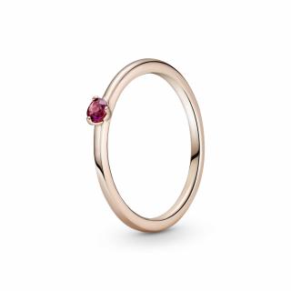 Prsten sa crvenim kamenom