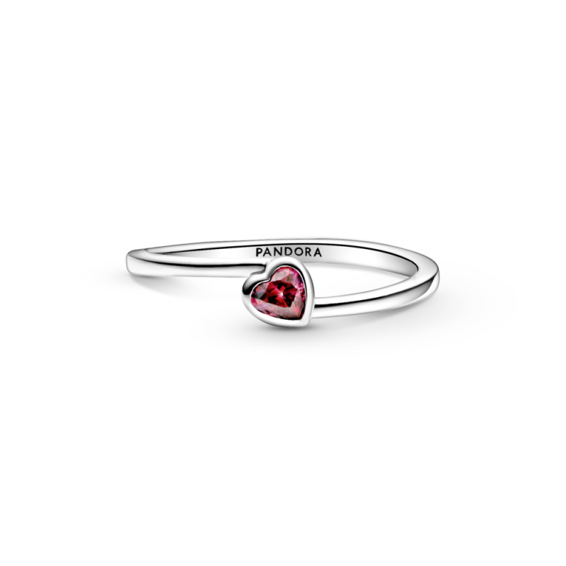 Prsten Crveno srce