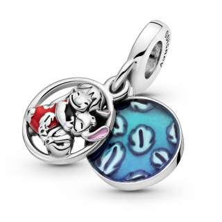Viseći privezak Disney Lilo & Stitch porodica