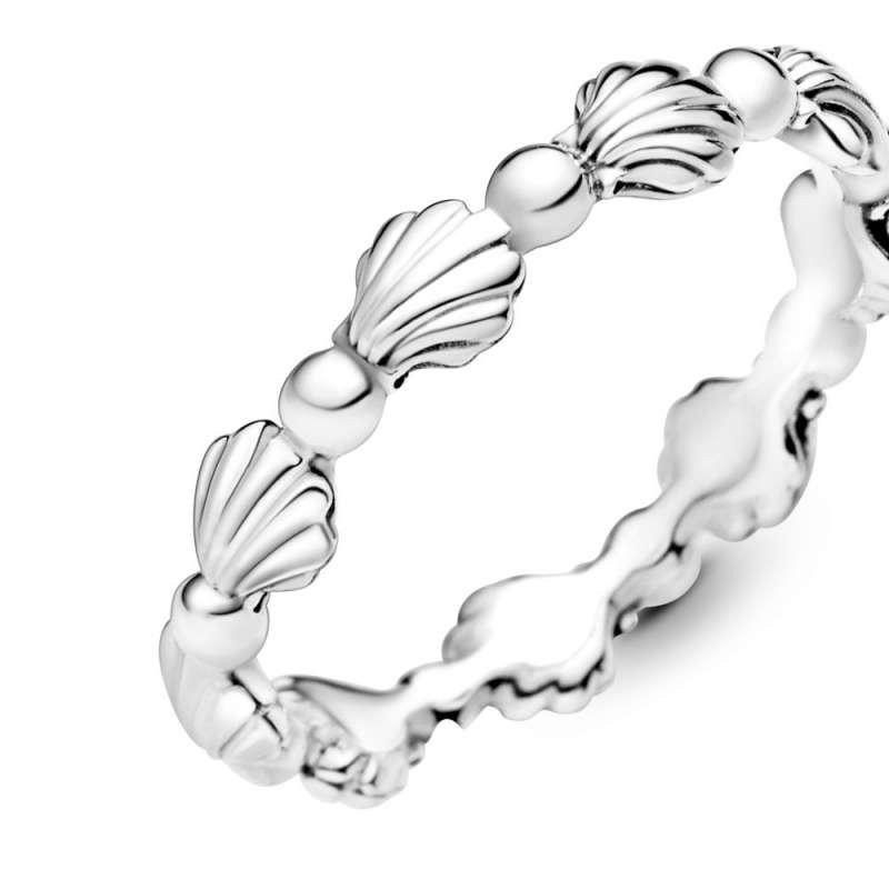 Prsten Školjka sa perlicama