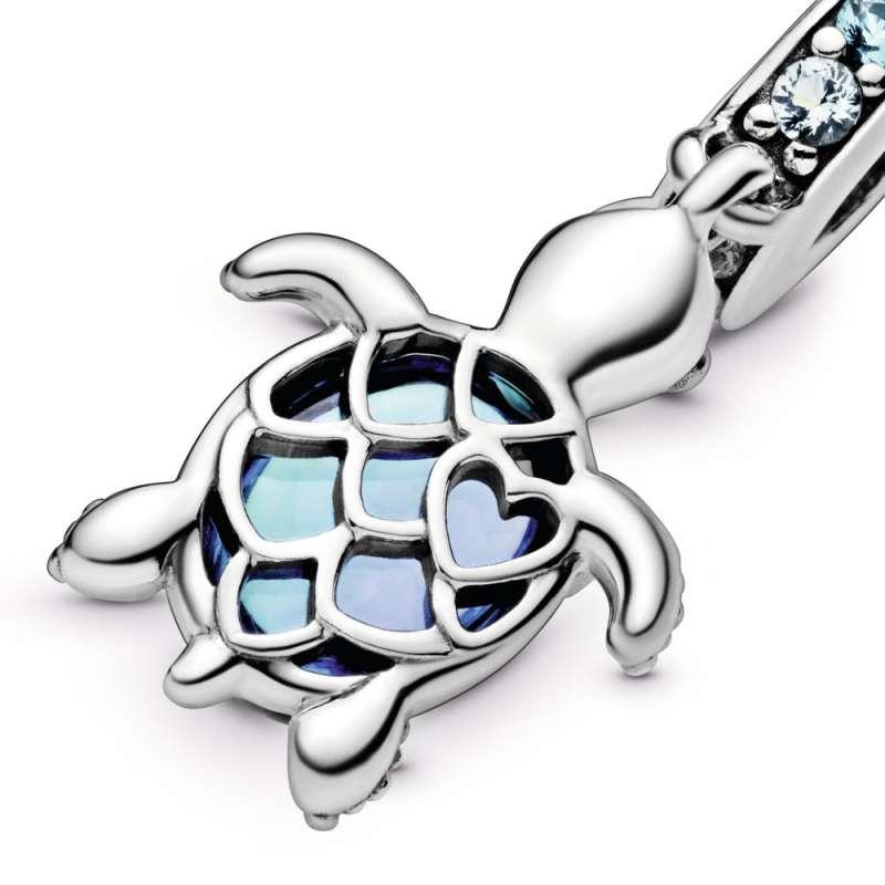 Viseći privezak od Murano stakla Morska kornjača