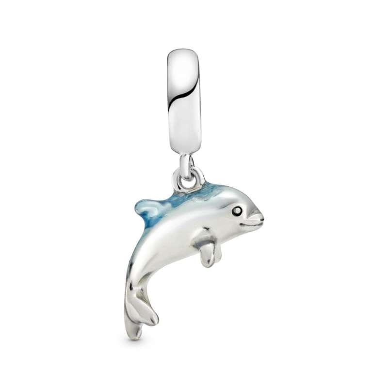 Viseći privezak Svetlucavi delfin