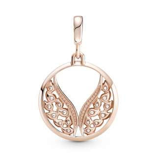 Medaljon Pandora ME, vatrena krila