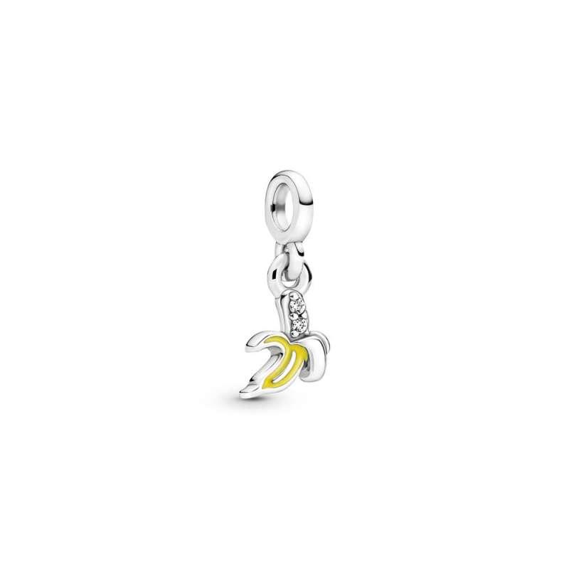 Viseći mini privezak Pandora ME, Kul banana