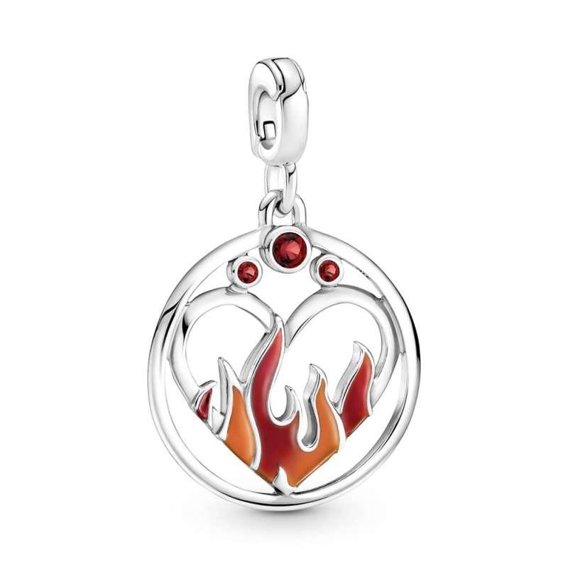 Medaljon Pandora ME, Skrivena vatra
