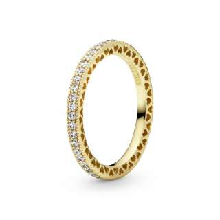Prsten Pandora svetlucava srca