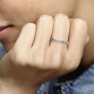 Prsten Nacrtana srca