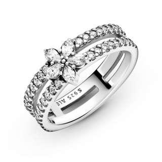 Prsten Svetlucava pahuljica