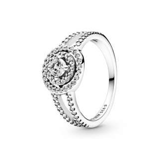 Prsten Svetlucavi dvostruki oreol