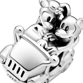 Privezak Disney, Mickey i Minnie vintidž auto
