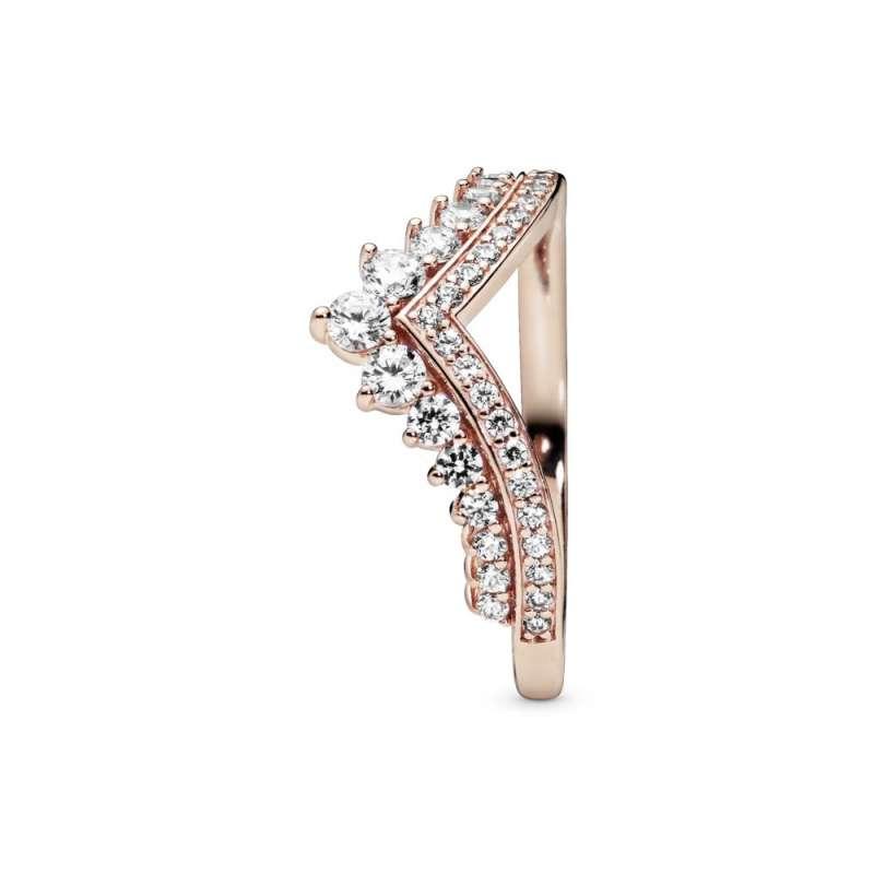 Prsten Wishbone princeza