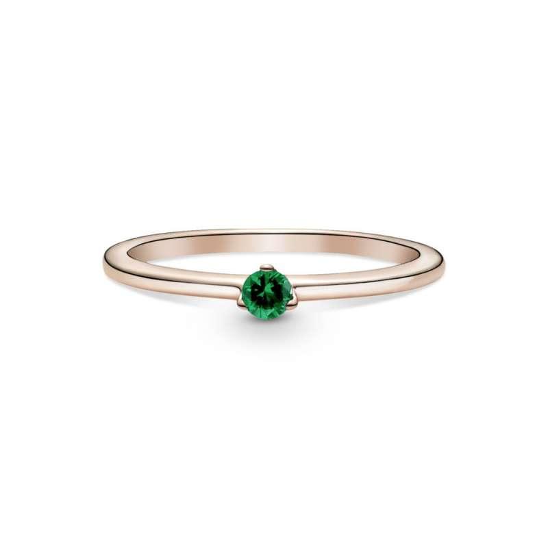 Prsten za zelenim kamenom