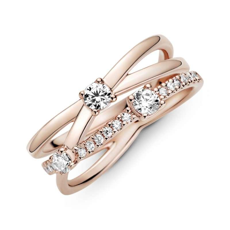 Prsten Tri svetlucava prstena