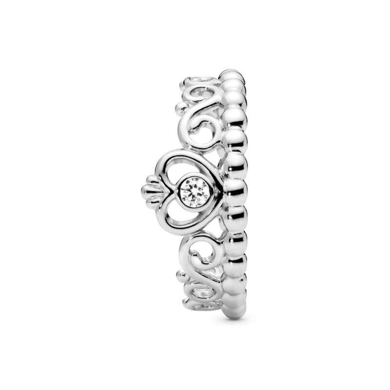 Prsten srebro 925, kubni cirkon, moja princeza