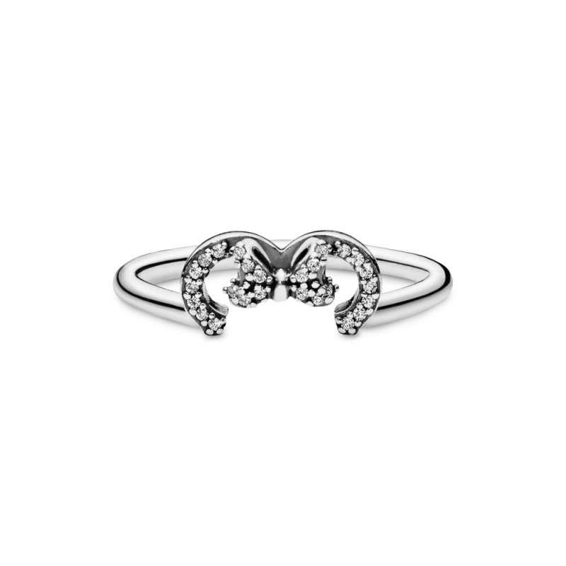 Prsten Disney, Minnie silueta