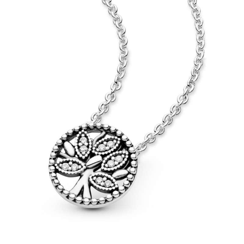 Ogrlica Pandora porodično drvo