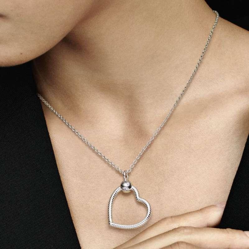 Privezak O Pandora Moments srce