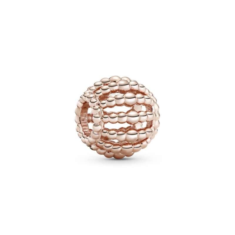 Privezak sa perlicama otvorenog dizajna