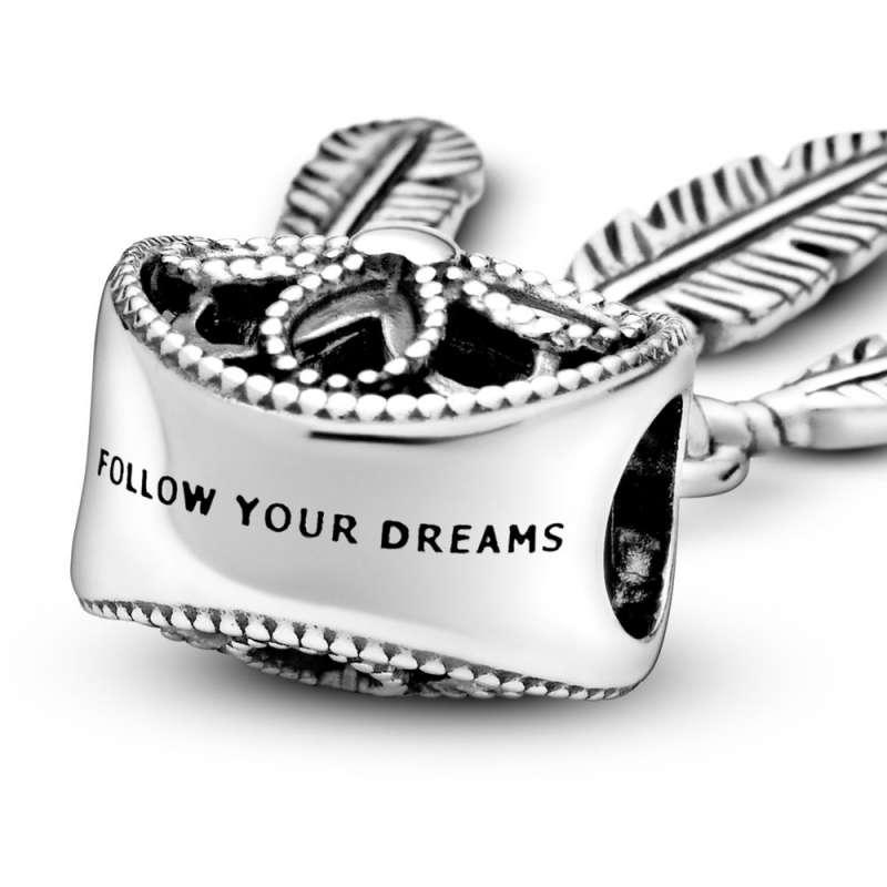 Privezak Spiritualni hvatač snova